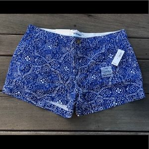 Brand New Blue Old Navy Shorts